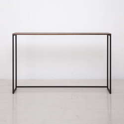 Essentials Wood Console | Console tables | Uhuru Design