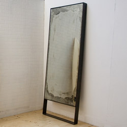 Antique Mod Mirror | Miroirs | Uhuru Design