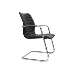 Ice 973 | Visitors chairs / Side chairs | Quinti Sedute