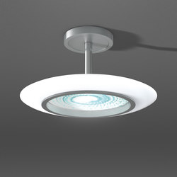 Ring of Fire FerroMurano ceiling luminaires | General lighting | RZB - Leuchten