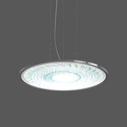 Sidelite® Round FerroMurano pendant luminaires | Éclairage général | RZB - Leuchten