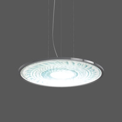 Sidelite® Round FerroMurano pendant luminaires | Illuminazione generale | RZB - Leuchten