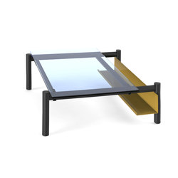 Dan Lowtable | Lounge tables | BULO