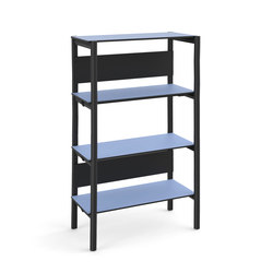Dan Storage open | Shelving | BULO