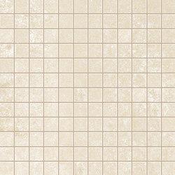 Evoque Beige Gres Mosaico Floor | Ceramic mosaics | Fap Ceramiche