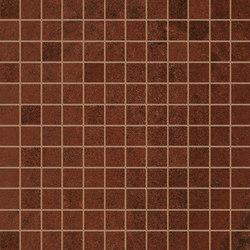 Evoque Copper Gres Mosaico Floor | Mosaicos | Fap Ceramiche
