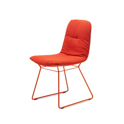 Leya | Chair with wire frame | Sillas | FREIFRAU MANUFAKTUR
