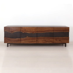 Summit Media Unit | Credenze | Uhuru Design