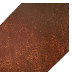 Evoque Copper Losanga Floor | Ceramic tiles | Fap Ceramiche