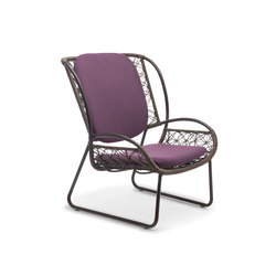Adesso Easy Armchair | Poltrone | Kenneth Cobonpue