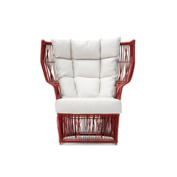 Calyx Easy Armchair high back | Fauteuils de jardin | Kenneth Cobonpue