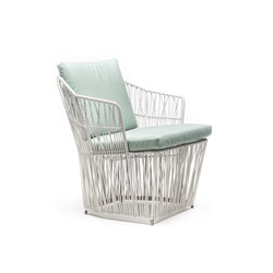 Calyx Easy Armchair | Fauteuils de jardin | Kenneth Cobonpue
