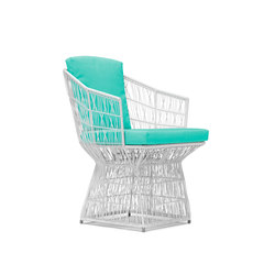 Calyx Side Chair | Garden chairs | Kenneth Cobonpue
