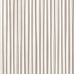 Evoque Plissé White Wall | Ceramic tiles | Fap Ceramiche