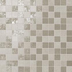 Evoque Grey Mosaico Wall | Mosaics | Fap Ceramiche