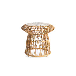 Dreamcatcher Stool 50 | Garden stools | Kenneth Cobonpue