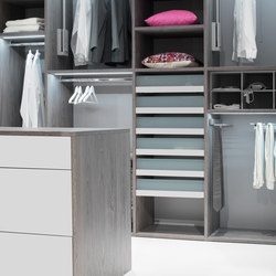 Fokus | Walk-in wardrobes | Sudbrock