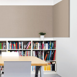 WALL COVER Wall | Sound absorbing wall systems | acousticpearls