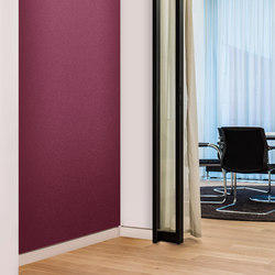 WALL COVER Wall niche | Sound absorbing wall objects | acousticpearls