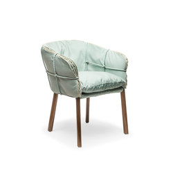 Parchment Armchair | Chaises de restaurant | Kenneth Cobonpue