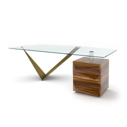 Prisma Steel Desk | Desks | Reflex
