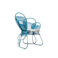 Trame Armchair | Garden chairs | Kenneth Cobonpue