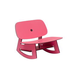 Lobbyist Rocker for Kids - Rocking Chair | Sedie per bambini | pliet