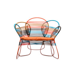 Trame Easy Armchair | Garden armchairs | Kenneth Cobonpue