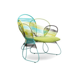 Trame Easy Armchair | Sessel | Kenneth Cobonpue