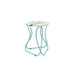 Trame Stool | Gartenhocker | Kenneth Cobonpue