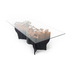 Vivo Dining Table | Mesas comedor | Kenneth Cobonpue