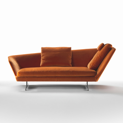 Collection sofas by flexform architonic for Le canape flexform