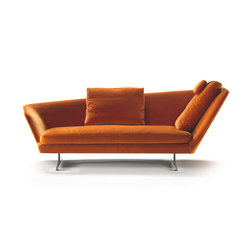 Zeus | Chaise longue | Flexform
