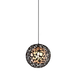 C-U C-Me Hanging Lamp round small | Suspensions | Kenneth Cobonpue