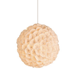 Poppy Hanging Lamp large | Iluminación general | Kenneth Cobonpue