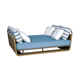 Portofino 9765 day bed | Seating islands | ROBERTI outdoor pleasure