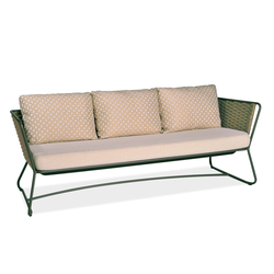 Portofino 9743 sofa 3-seater | Sofás | ROBERTI outdoor pleasure