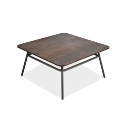 Portofino 9745 square coffe-table | Tables basses de jardin | Roberti Rattan