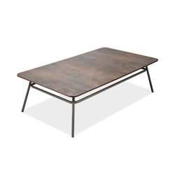 Portofino 9746 rectangular coffe-table | Tables basses de jardin | Roberti Rattan