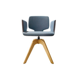 aye swivel chair | Visitors chairs / Side chairs | TEAM 7