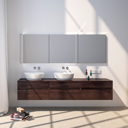Gestalt Logica 02 | Mirror cabinets | Sign