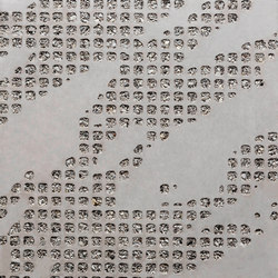 GCFlow Grass grey cement - grey aggregate | Béton apparent | Graphic Concrete