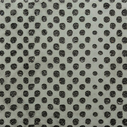 GCGeo Square green cement - black aggregate | Exposed concrete | Graphic Concrete
