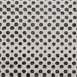 GCGeo Square white cement - black aggregate | Exposed concrete | Graphic Concrete