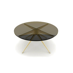 DEAN Round Coffee Table | Tavolini bassi | Gabriel Scott