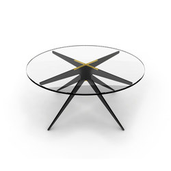 DEAN Round Coffee Table | Coffee tables | Gabriel Scott
