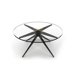 DEAN Round Coffee Table | Tables basses | Gabriel Scott