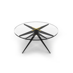 DEAN Round Coffee Table | Mesas de centro | Gabriel Scott