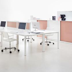 Reihe Z Schreibtisch | Tischsysteme | ophelis
