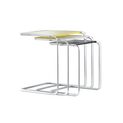 K3 Oblique-nesting table | Nesting tables | TECTA